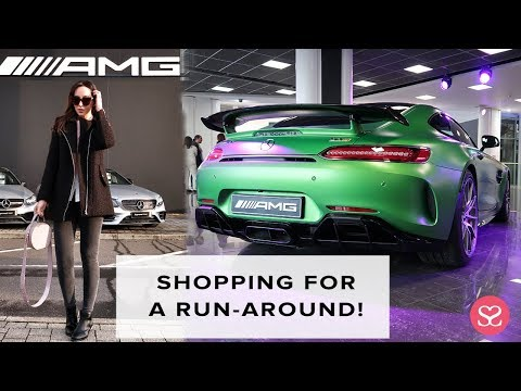BUYING A NEW CAR + HANDBAG UNBOXING! | Mercedes AMG, Audi RS | Sophie Shohet