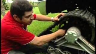 Auto Esporte - Lagartas em Pick Up e Quadriciclos