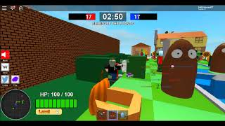 GAMEPLAY plants vs zombies in roblox (part 2) after 2 months