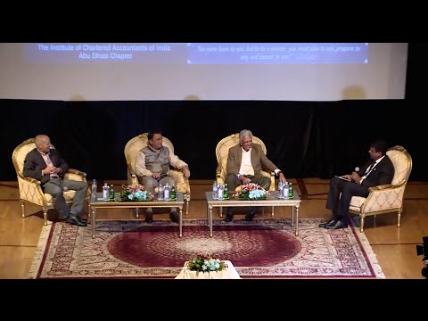 Gavaskar, Amarnath & Kirsten - Panel Discussion with Cricket Legends by Anil Joseph
