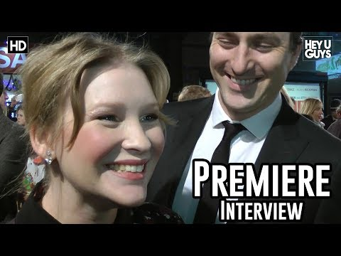 Joanna Page  The Nativity 2 Premiere
