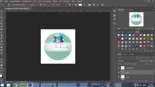 Видео урок по созданию аватарки для группы в ВК