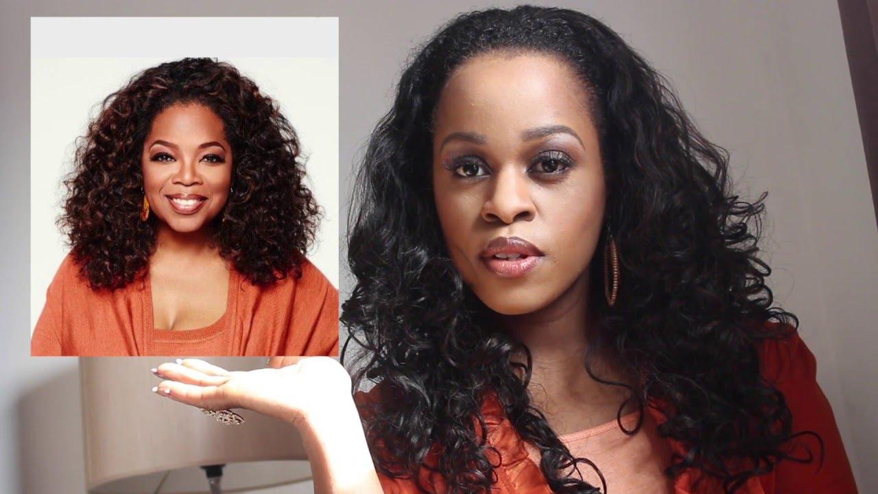 Oprah Winfrey 2013 No Makeup Oprah Winfrey I...