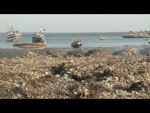 Karachi's catastrophic pollution of the sea