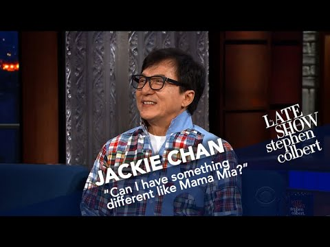 Jackie Chan Has Done Everything But 'Mamma Mia!' Mp3