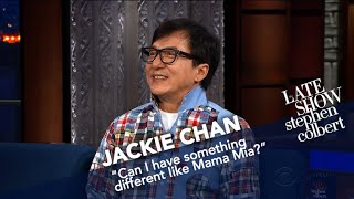 Jackie Chan Has Done Everything But