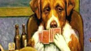 Dogs Playing Poker - a simulation