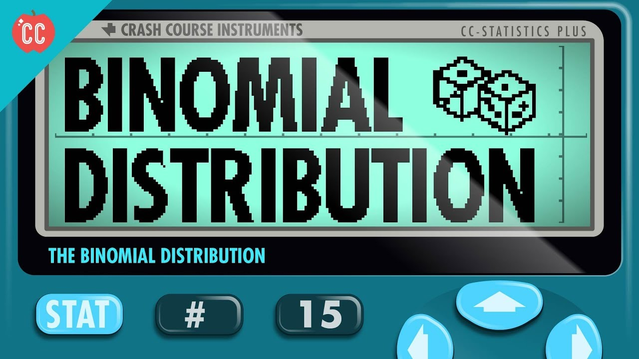 The Binomial Distribution: Crash Course Statistics #15