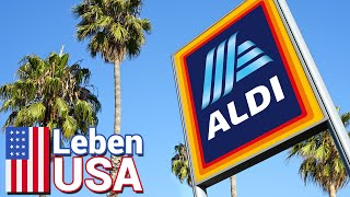 ALDI USA: Supermarkt in Kalifornien