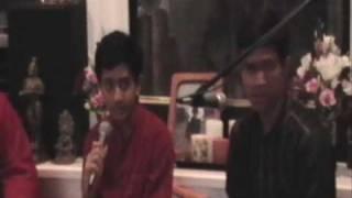Guru Purnima Utsav - Raag Bhairavi - Vineet & Ram Dixit 07192009
