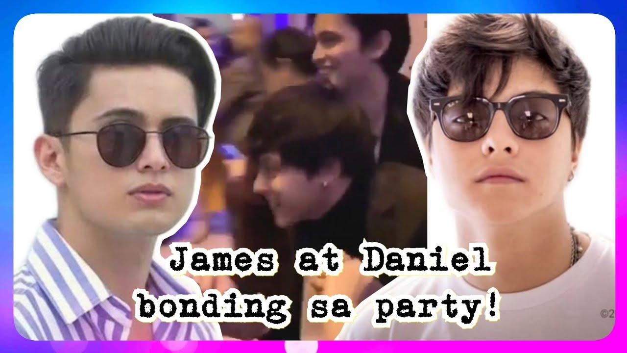 Download James Reid kinuyog si Daniel Padilla para makasayaw sa After-Party ng ASAP Natin 'To, Rome, Italy!