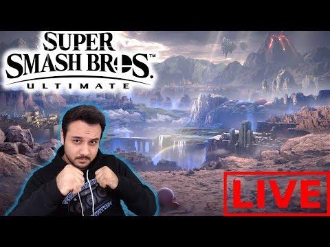 Let's Procrastinate With Super Smash Bros Ultimate - LET'S BATTLE!