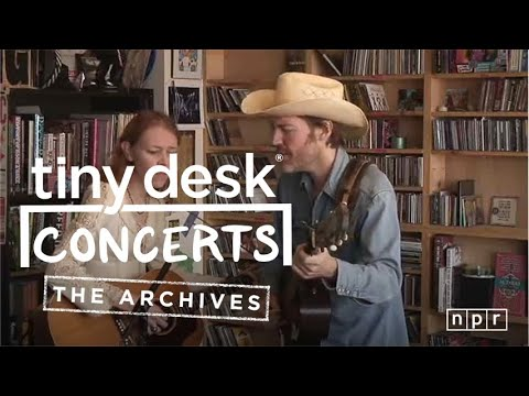 Live @ NPR Music Tiny Desk Concert (w. Gillian Welch) (From The Archives)