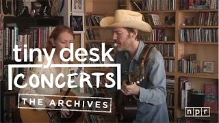 Dave Rawlings Machine and Gillian Welch: NPR Music Tiny Desk Concert From The Archives