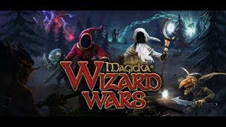 Magicka Wizard Wars - The Good New Days #1