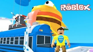 Roblox Escape Fortnite Obby !    Roblox Gameplay    Konas2002