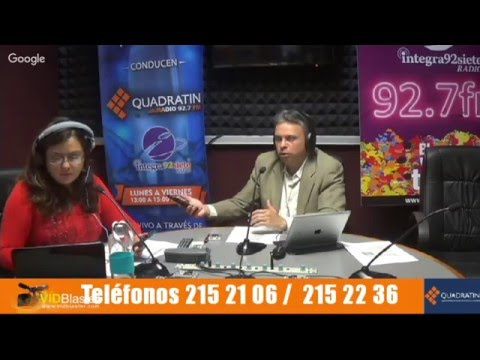 Quadratin Radio 19 Enero 2016