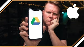 HOW TO DOWNLOAD PHOTOS AND VIDEOS FROM GOOGLE DRIVE TO IPHONE 2020