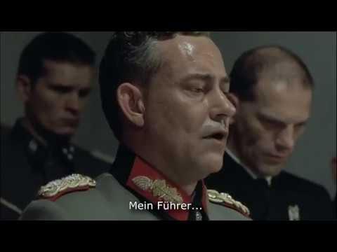 Hitler reacts to Thom Yorke's LP3