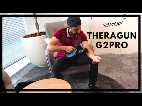 The Massage Drill That Actually Works! TheraGun G2Pro Review!
