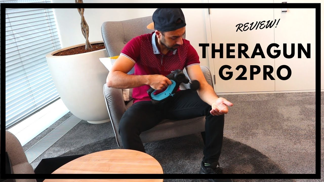 Loud But Powerful Massager Theragun G2pro Review