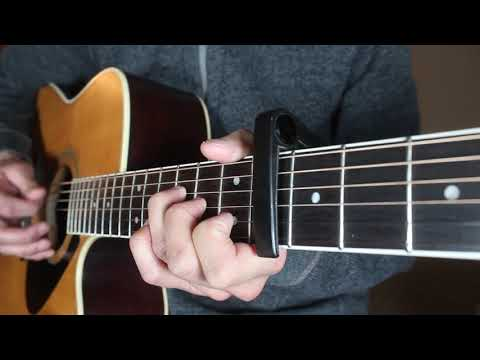 Better Boat - Kenny Chesney | Acoustic Guitar Cover