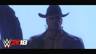 WWE 2K18 Trailer - The Undertaker Rides Again! - PS4/XB1 Gameplay Notion