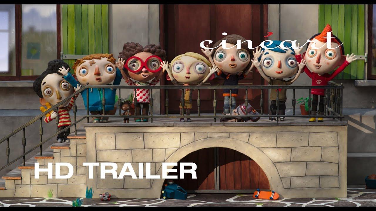 MIJN NAAM IS COURGETTE (MA VIE DE COURGETTE) (FR) - officiële trailer - nu in de bioscoop