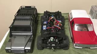 Video Traxxas TRX 4 Brushless Body Swap download MP3, 3GP, MP4, WEBM, AVI, FLV Juli 2018