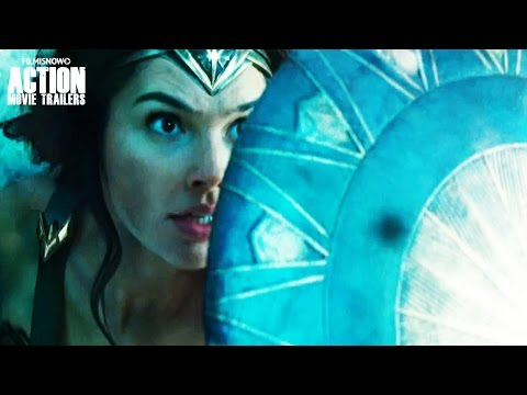 Wonder Woman | Witness the Future of Justice in new clips