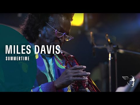 Miles Davis  Summertime with Quincy Jones & Orchestra  At Montreux 1991 ~ 1080p HD