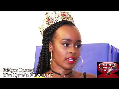 Miss Uganda UK winner Bridget Katungi Speaks!
