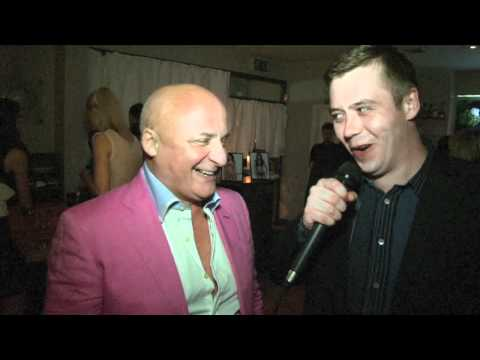Aldo Zilli Interview for iFILM LONDON / AMY CHILDS 21ST.