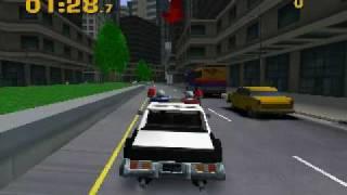 Emergency Mayhem - Driving