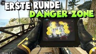 Meine allererste Runde Danger Zone zusammen mit Marius und v3nom! :...