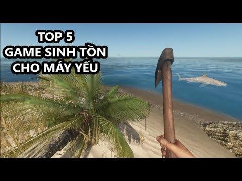 Top 5 Game Sinh Tồn Nhẹ Cho Máy Yếu (Có Link Download)