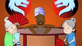 Where's Mal? | The Joe Budden Podcast Cartoon