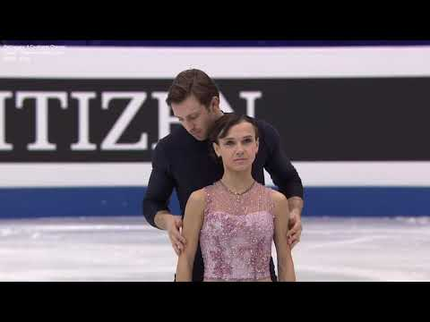 2018 Four Continents - 2nd group Pairs Free Skating (ITA)