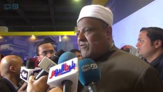 بالفيديو  عن كتب الشيعة بمعرض الكتاب.. شومان: يسأل عنها وزارة الثقافة
