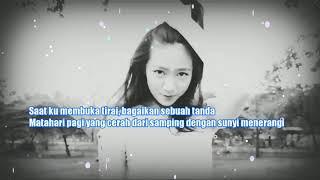 Lagu persembahan terakhir dari Melody Nurramdhani Laksani