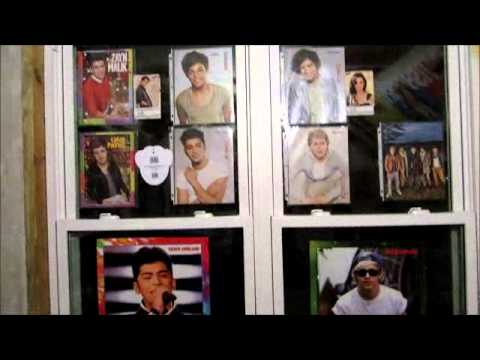 One Direction / My Room / Posters