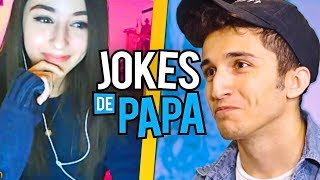 JOKES DE PAPA VS LES ABONNÉS