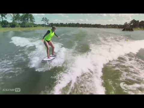 How to install and use the Ronix 8.3 Wake Surf Shaper