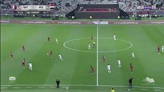 مباراة قطر والعراق بث مباشر - خليجي 24 | تعليق حفيظ الدراجي