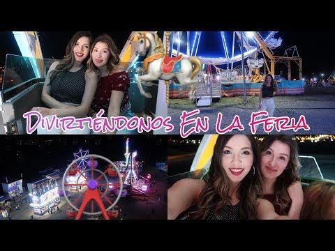 Fuimos A La Feria 🎡// Lo Que Odió Hacer🤫🤣// Yasmín Varela