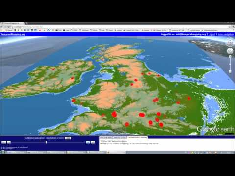 810 Radiocarbon Dates Of The British Upper Paleolithic/Mesolithic