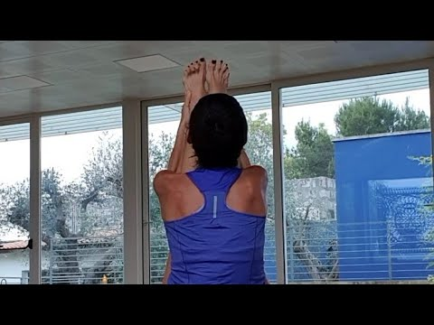 FULL GUIDED YOGA SYNERGY SEQUENCE PART 5 CLOSING