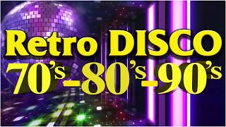 Nonstop 70s 80s 90s Golden Disco Music   Best Disco Dance Songs Of 70s 80s 90s   Disco Music Hits