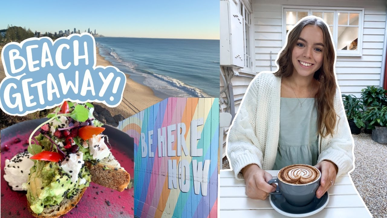 BEST FRIEND VACATION! | Beach house tour, favourite cafes + getting content!
