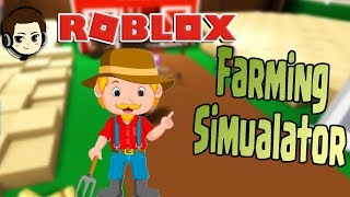 ROBLOX INDONESIA | LET'S BECOME PAK FARMER